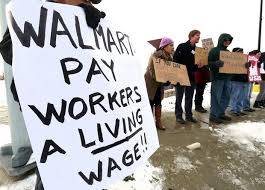 walmart black friday strike walmart workers u0027 strikes reason for company raising wages to 10
