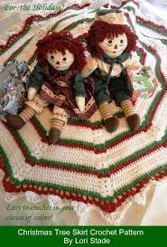 87 best christmas tree skirts images on pinterest christmas tree