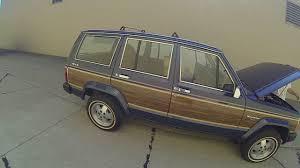 1989 jeep wagoneer limited 1988 jeep wagoneer limited youtube