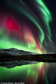 where are the northern lights located the light show photographer spends his nights capturing the wonders