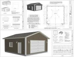 Motorhome Garage Plans 25 X 30 Garage Xkhninfo