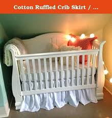 Bed Skirt For Crib Mini Crib Bed Skirt Size Of Blankets Cribs Black In