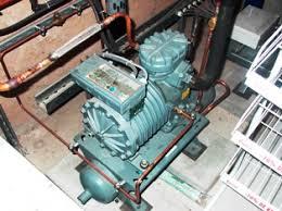 condenseur chambre froide choisir le compresseur de la machine frigorifique
