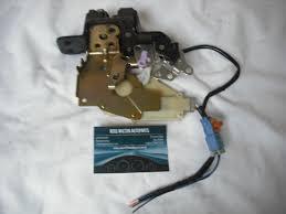 nissan micra boot lock mechanism genuine honda hrv tailgate boot lock catch with central locking
