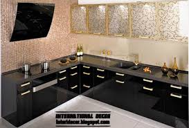 kitchen ideas for 2014 modern black kitchen designs ideas furniture cabinets 2014