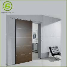 Sound Dening Interior Doors Soundproof Room Dividers Soundproof Interior Sliding Door Room