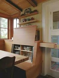 tiny house closet compact living components pinterest tiny