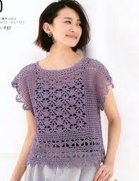 crochet blouses 1570 best crochet blouses tops tunics images on