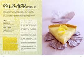 clea cuisine tarte citron douceurs citron bio editions la plage