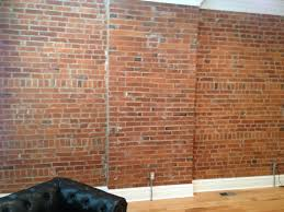 Brick Walls by Interior Brick Wall Best 25 Red Brick Walls Ideas Only On