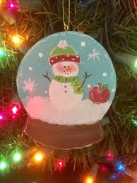 christmas personalized 46 best personalized christmas ornaments at craft hut on