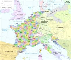 Goo Map File Map Administrative Divisions Of The First French Empire 1812