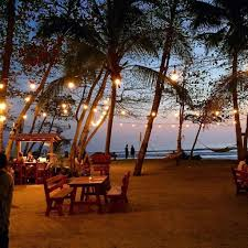 romantic meals on the beach at pranamar oceanfront villas and yoga