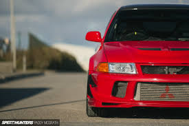 mitsubishi evo stance an irish evolution speedhunters