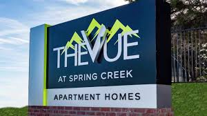Cheap Apartments In Colorado The Vue At Spring Creek Apartments For Rent In Colorado Springs