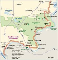 maryland byways map illinois scenic drives ohio river scenic byway howstuffworks