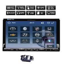 nissan qashqai head unit eincar online car radio unversial 2 din 7 inch eincar autoradio