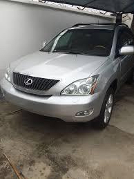 lexus rx 350 tokunbo price in nigeria 2007 lexus rx350 4m autos nigeria