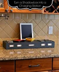 how to build a charging station diy charging station a great tutorial to keep all your devices