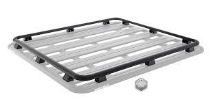 lexus gx roof rack pioneer platform full rail kit 43181b rhino rack