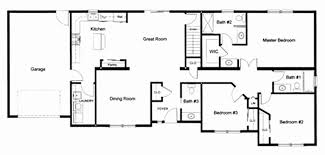 3 bedroom 2 house plans 3 bedroom house plans with photos best of 3 bed 2 bath floor