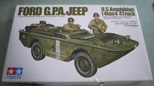 amphibious jeep modeling for life