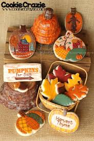 272 best cookies for fall u0026 thanksgiving images on pinterest