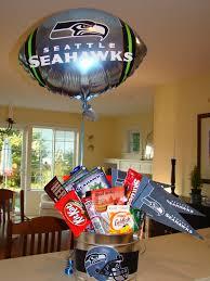 seattle gift baskets seahawks gift basket ideas for cheer seahawks