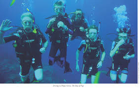 North Carolina how to travel to cuba from usa images North carolina middle schoolers scuba dive in cuba 39 s the bay of