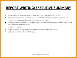 executive summary resume exle executive summary exle resume exles of resume objectives for