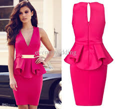 Cheap Summer Clothes For Women Wholesale New 2015 Tunic Work Wear Summer Style Womens Cocktail