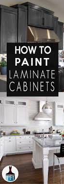 how to paint laminate cabinets how to paint laminate cabinets painted furniture ideas