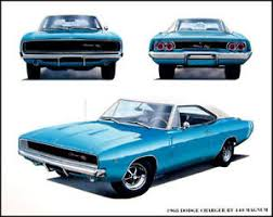 68 dodge charger rt 440 1968 dodge charger rt 440 magnum print lithograph original 68