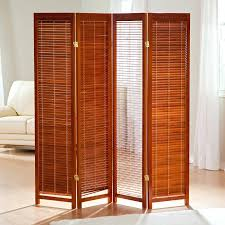Bamboo Room Divider Room Dividers Sliding Hanging Room Dividers Full Size Of Brown