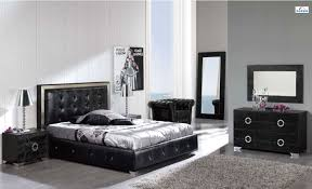 Contemporary Black King Bedroom Sets Beautiful Bedroom Sets Black Wood Contemporary Capsula Classic