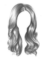 sketches of hair realistic hair drawing by lethalchris deviantart com on
