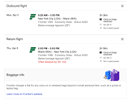 united airlines baggage fees google flights tells you the baggage rules on some tickets