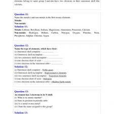 periodic table basics pdf periodic table questions pdf save orgo basics practice quiz