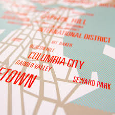 Neighborhoods Seattle Map by Seattle Neighborhoods Map These Are Things Touch Of Modern