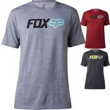 fox motocross shirt fox racing obsessed mens motocross off road short sleeve tech t