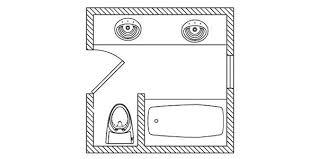 Bathroom Floor Plan 6x8 Bathroom Layout Peachy Ideas 8 Small Floor Plans Pictures Gnscl