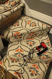 update your staircase how to remove and install carpet on the