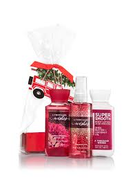 christmas sets fragrance gift sets gift kits and baskets bath works