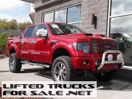 used ford 4x4 trucks for sale 2013 ford f 150 tuscany ftx 4x4 crew cab lifted truck lifted
