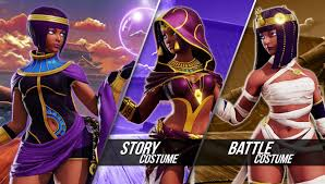 sfv halloween costumes street fighter v u0027s next character is menat coming this week