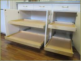 Kitchen Cabinets  Pull Out Shelves For Kitchen Cabinets Narrow - Kitchen cabinets pull out shelves