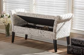bench ottoman bench seat amazing ottoman bench full image for
