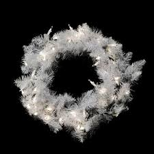 white christmas wreaths christmas wreaths land