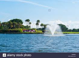 usa florida pga national golf course palm beach gardens lake water