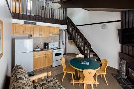 one bedroom loft apartment loft apartment at the rocky mountain ski lodge in canmore